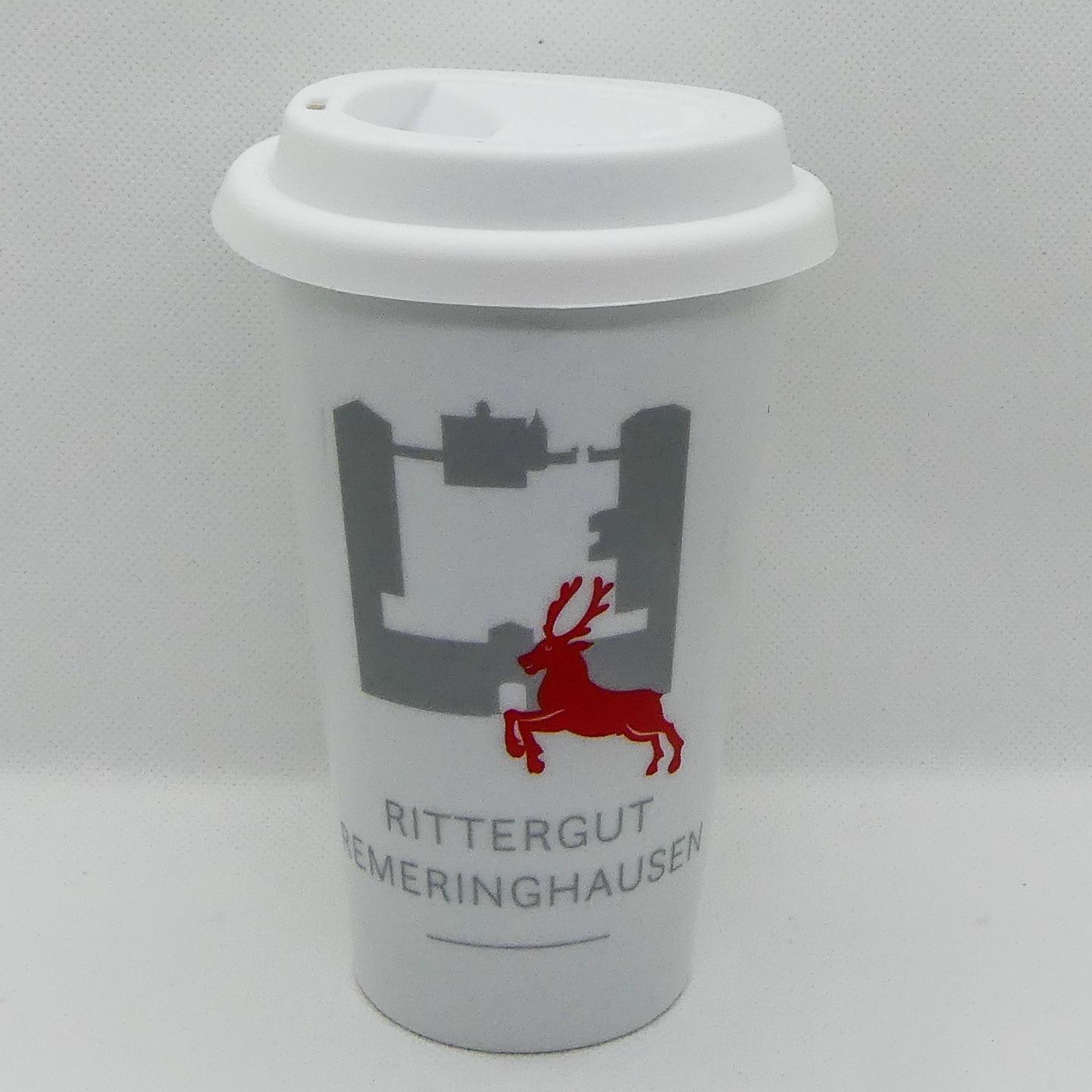"""Kaffeebecher """"Rittergut Remeringhausen"""""""