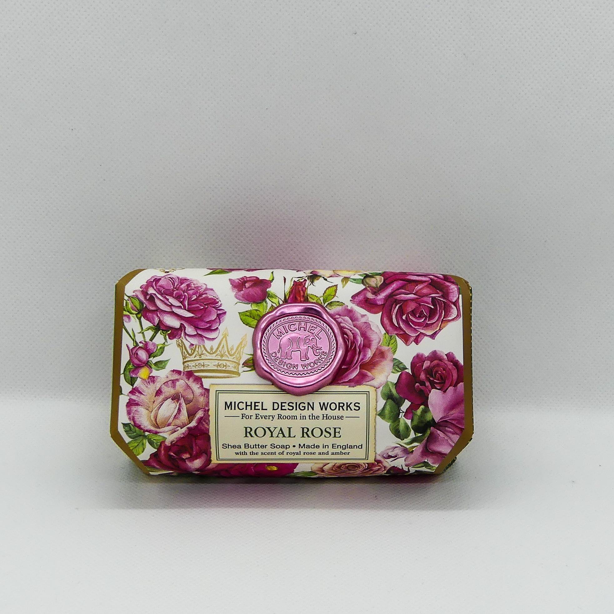 "Michel Design Works - Badeseife ""Royal Rose"""