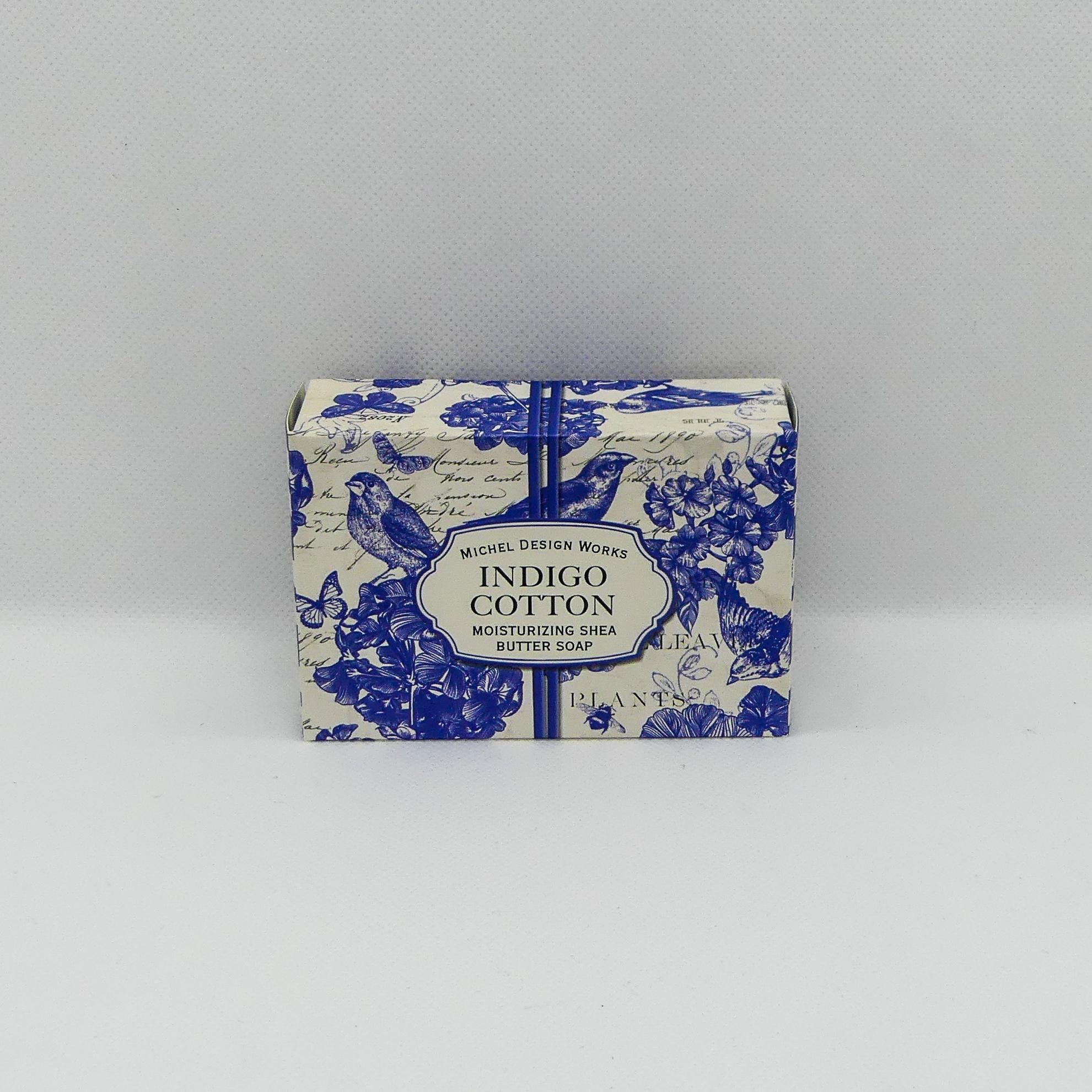 """Michel Design Works - Handseife """"Indigo Cotton"""""""